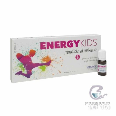 Energy Kids 15 ml 10 Viales