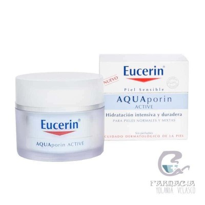 Eucerin Aquaporin Active Crema Hidrante 50 ml