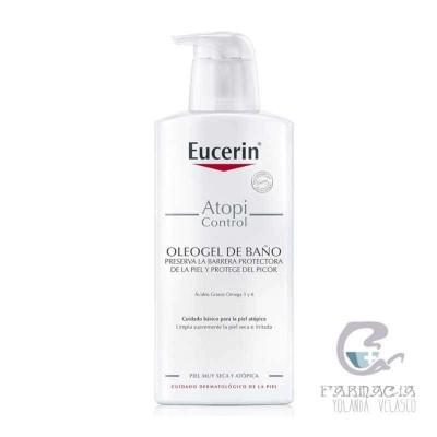 Eucerin Atopicontrol Oleogel de Ducha 400 ml