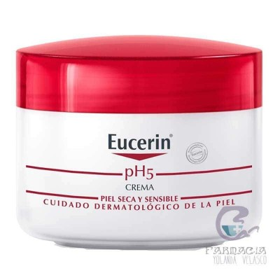 Eucerin Crema Piel Sensible pH5 100 ml