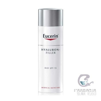 Eucerin Hyaluron Filler Crema de Día Piel Normal Mixta 50 ml