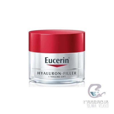 EUCERIN HYALURON FILLER VOLUME LIFT DIA PIEL NORMAL MIXTA 50 ML
