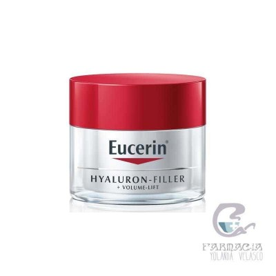 Eucerin Hyaluron filler Volume Lift Piel Seca Crema de Día 50 ml
