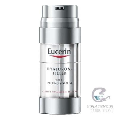 Eucerin Hyaluron-Filler Noche Peeling & Serum 30 ml