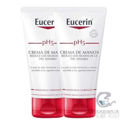 Eucerin pH5 Duplo Crema de Manos