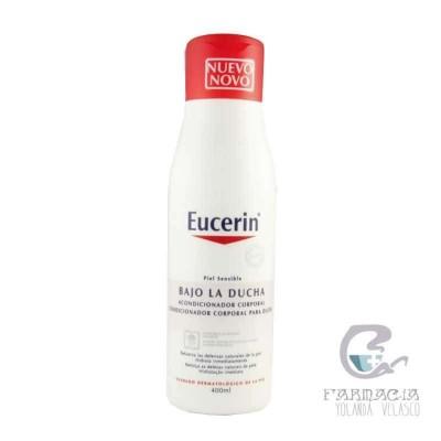 Eucerin Bajo la Ducha Acondicionador Piel Sensible pH-5 400 ml