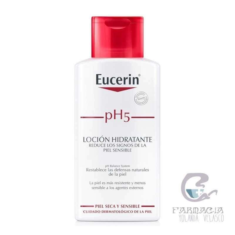 Eucerin Piel Sensible pH-5 Loción 200 ml