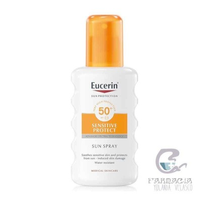 EUCERIN SUN PROTECTION 50+ SPRAY 200 ML