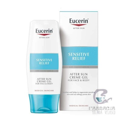 Eucerin Sun Protection AfterSun Gel-Crema Allerg 150 ml