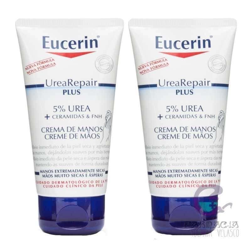 Eucerin Urea 5% Duplo Crema de Manos