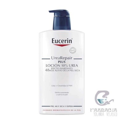 Eucerin UreaRapair Plus Loción 10% 1000 ml