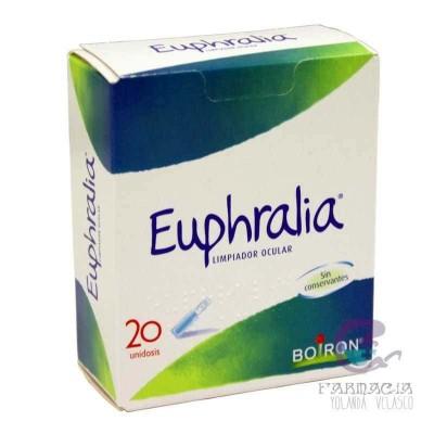 Euphralia Gotas Oculares Unidosis 20 Viales