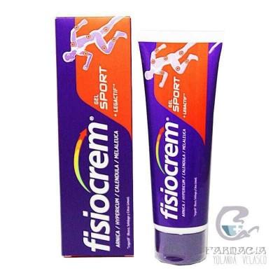 Fisiocrem Sport 120 ml