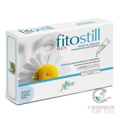 FITOSTILL PLUS GOTAS OCULARES ESTERILES 0.5 ML 10 AMPOLLAS