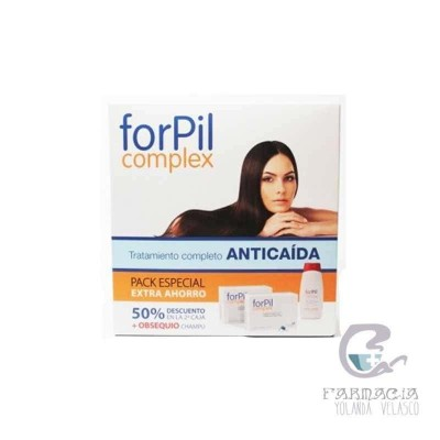 FORPIL COMPLEX TRATAMIENTO COMPLETO 3 MESES