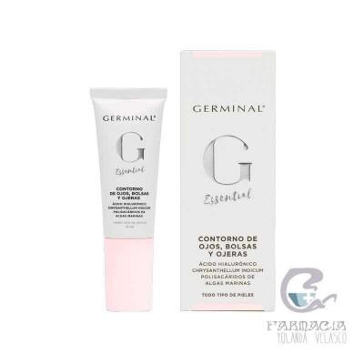 Germinal Contorno de Ojos Bolsas y Ojeras 15 ml