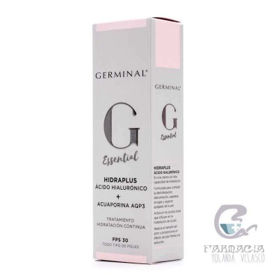GERMINAL HIDRAPLUS ACIDO HIALURONICO 50 ML