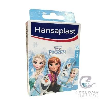 Hansaplast Disney Apósito Adhesivo Frozen 20 Unidades
