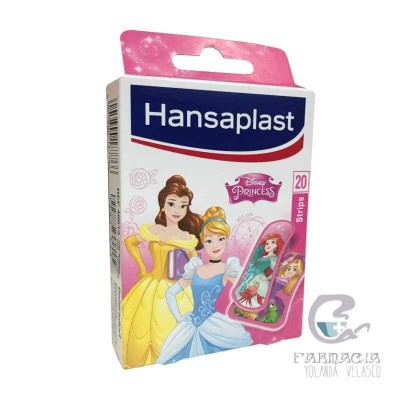 Hansaplast Kids Princess 20 Apósitos