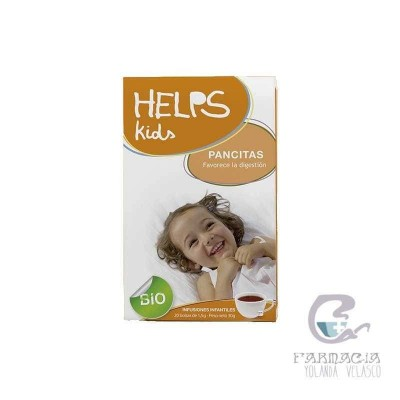 Helps Kids Pancitas 1,5 g 25 Filtros