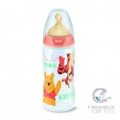 Biberón FC PP Látex Nuk 1m 300 ml Disney Winnie