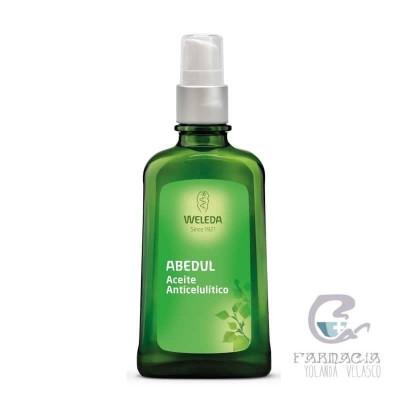 Weleda Aceite Anticelulítico de Abedul 100 ml