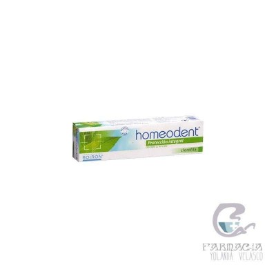 Homeodent Pasta Dental Clorofila 75 ml