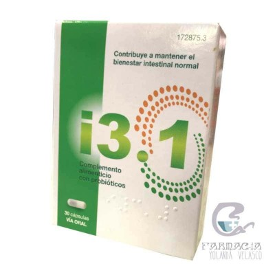 I3.1 30 CAPSULAS