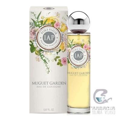 IAP Pharma Pure Fleur Eau de Cologne Muguet Garden 150 ml