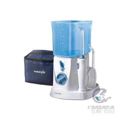 Waterpik Irrigador Bucal Eléctrico WP 300 Azul Traveler