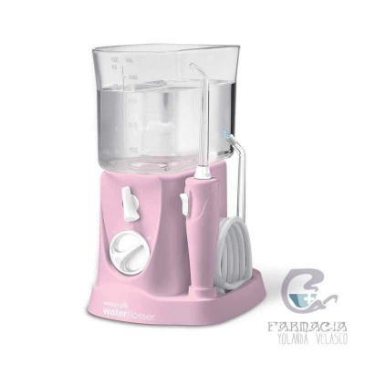 Irrigador Eléctrico Waterpik Travel WP-300 Rosa