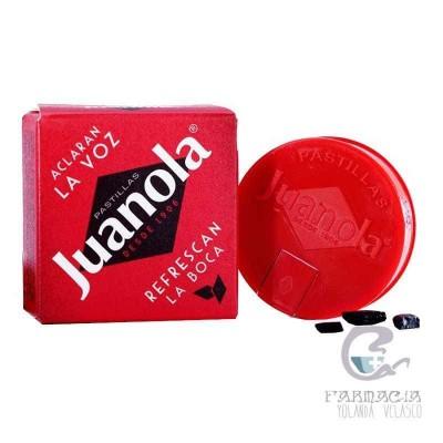 Juanola Pastillas Clásicas Caja 5,4 g