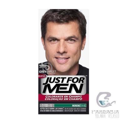 Just For Men Champu Colorante Moreno