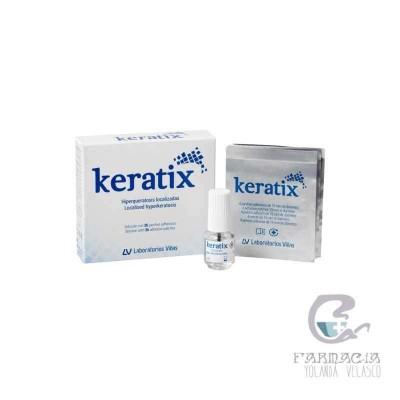 Keratix Solución 25% Salicilico Parches