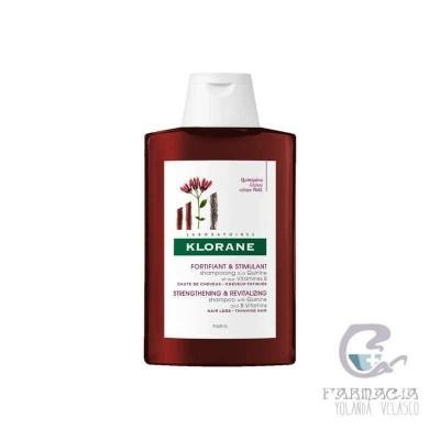 Klorane Champú Quinina Complejo Vit B 400 ml