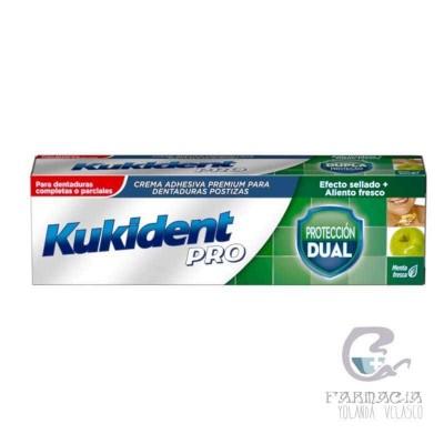 Kukident Pro Aliento Fresco + Efecto Sellado 40 gr