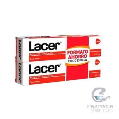 Lacer Duplo Pasta 125 ml