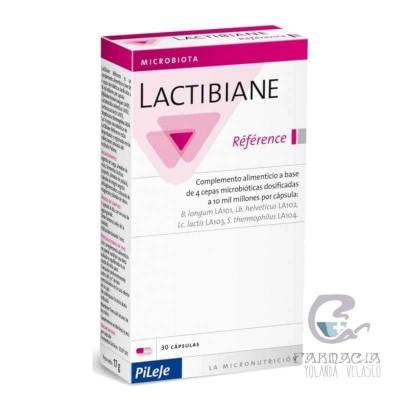 Lactibiane Reference Pileje 2.5 g 30 Cápsulas