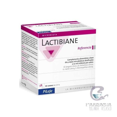 Lactibiane Reference Pileje 2,5 g 30 Sobres
