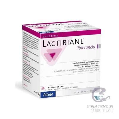 Lactibiane Tolerance Pileje 2.5 g 30 Sobres