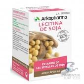 Lecitina de Soja Arkocaps 400 mg 84 Cápsulas