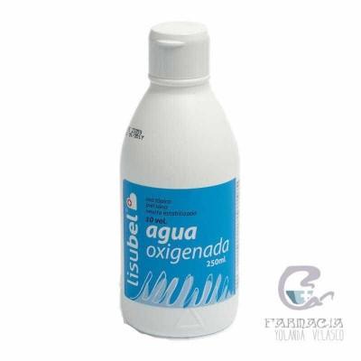 Lisubel Agua Oxigenada 250 ml