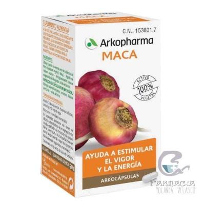 Maca Arkocaps 225 mg 45 Cápsulas