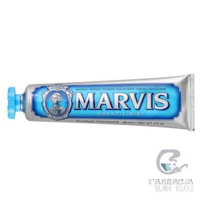 Marvis Aquatic Mint Pasta de Dientes 75 ml