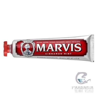 Marvis Cinnamont Mint Canela Pasta de Dientes 75 ml