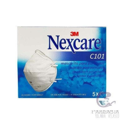 Mascarilla Nexcare C-101