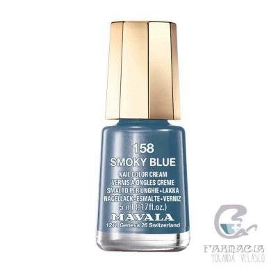 Mavala Esmalte 158 Smoky Blue