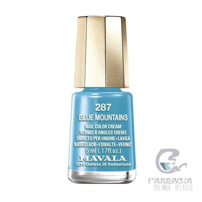 Mavala Esmalte Blue Mountains 287