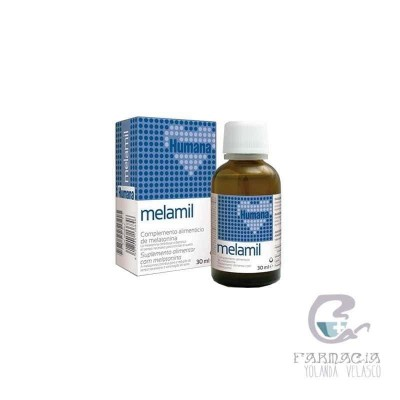 Melamil Gotas 1 mg Día 1 mg 30 ml