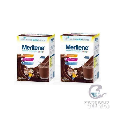 Meritene Junior Duplo Chocolate